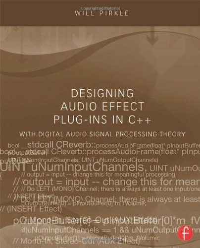 Designing Audio Effects Plug-ins in C++